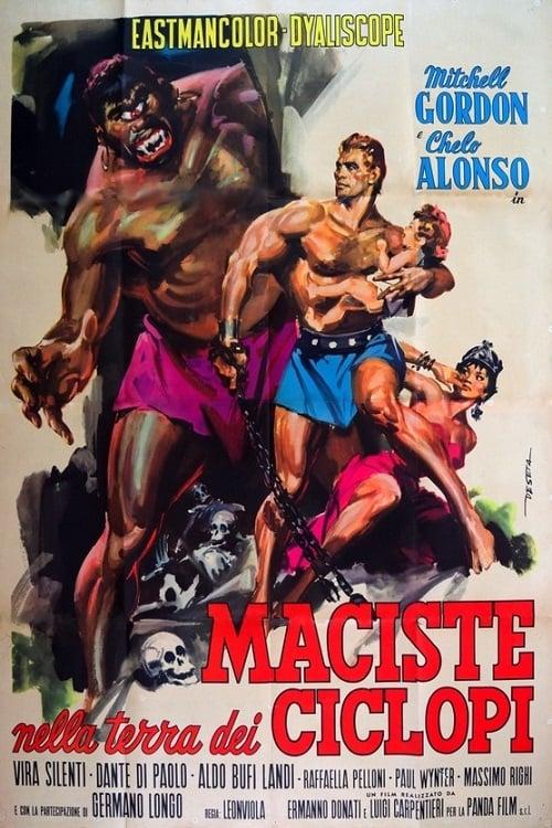 Película Maciste, el coloso En Español