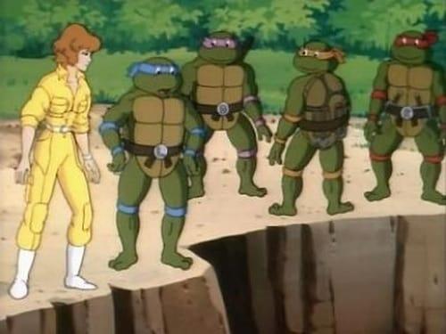 Teenage Mutant Ninja Turtles: Season 3 – Episode Turtles at the Earth's Core