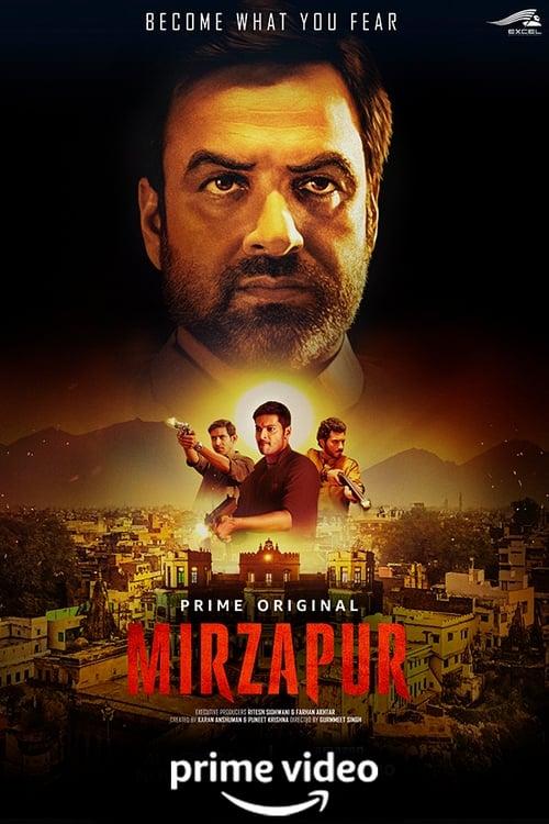 Poster von Mirzapur