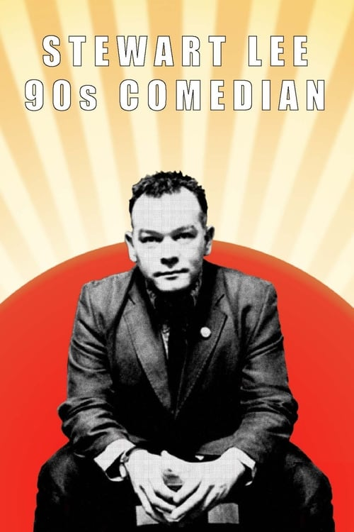 Largescale poster for Stewart Lee: 90s Comedian
