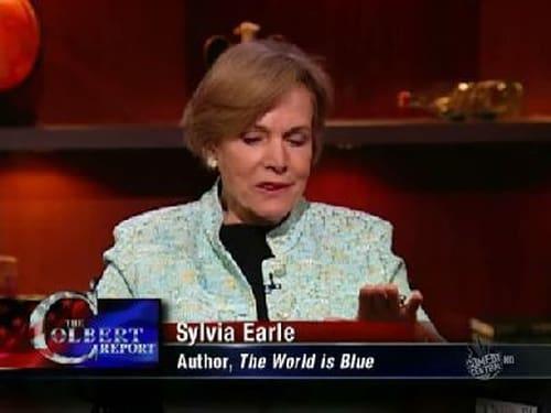 The Colbert Report: Season 5 – Episod David Javerbaum, Sylvia Earle