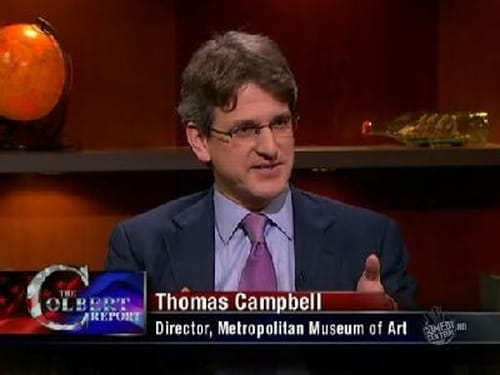 The Colbert Report: Season 5 – Episod Mon, Nov 9, 2009