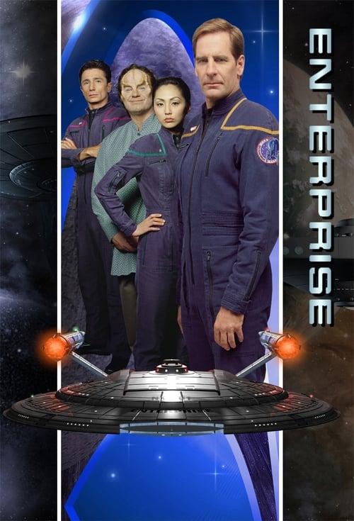 Assistir Star Trek: Enterprise -  1ª Temporada HD 1080p Dublado [EXCLUSIVO] (Jornada nas Estrelas) 2001 Online Grátis HD