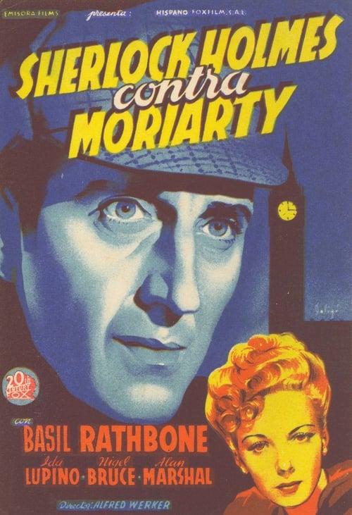 Mira Sherlock Holmes contra Moriarty En Buena Calidad Hd