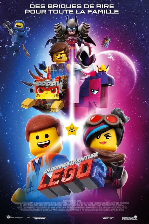 Regardez La Grande Aventure LEGO 2 Film en Streaming VF