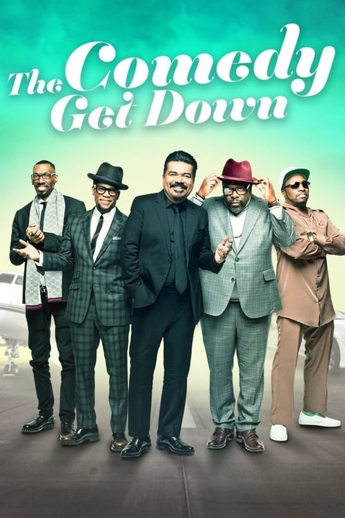 The Comedy Get Down poster
