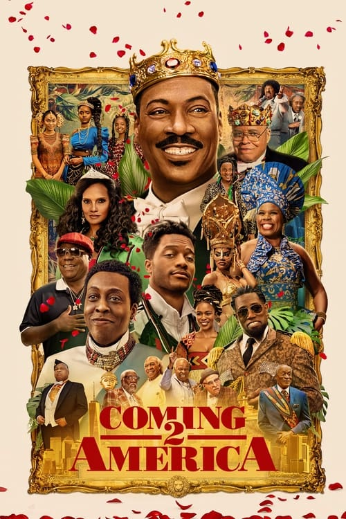 Largescale poster for Coming 2 America