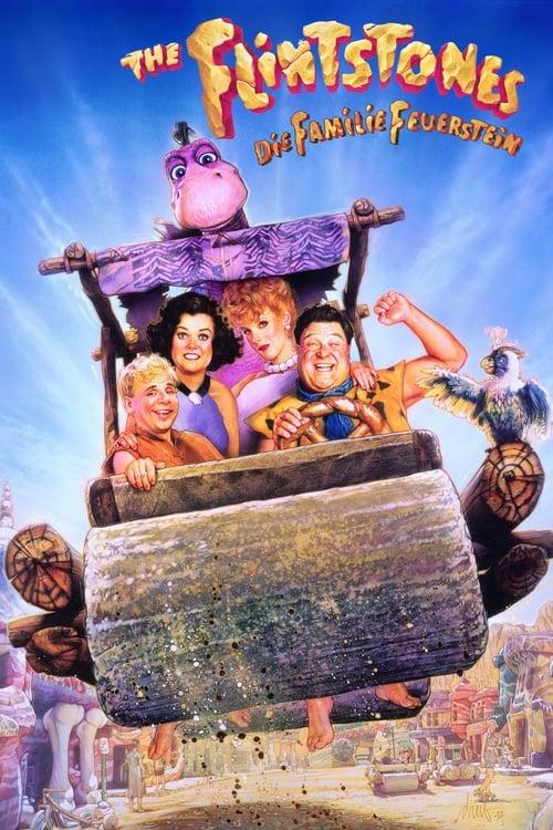 Flintstones: Die Familie Feuerstein - Fantasy / 1994 / ab 0 Jahre