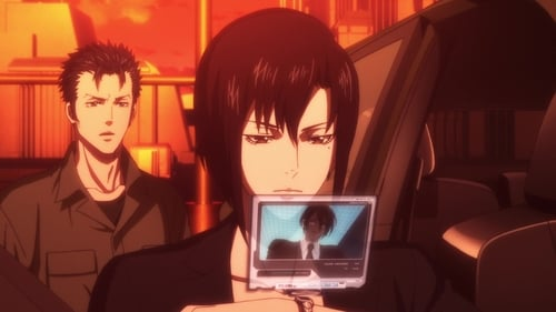 PSYCHO-PASS Sinners of the System Case.2「First Guardian」