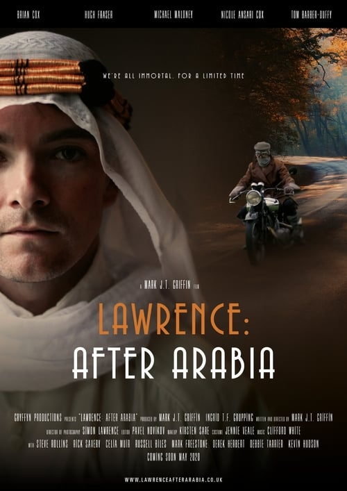 Lawrence After Arabia Streaming Online