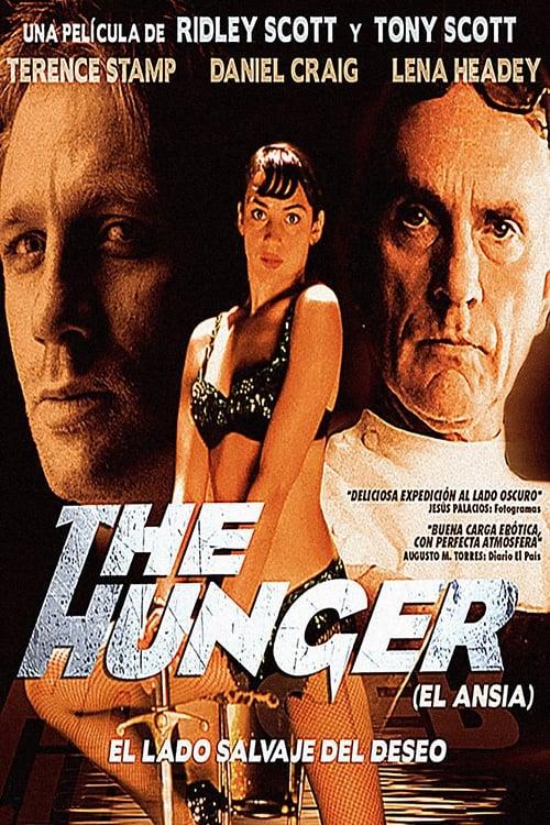 Ver pelicula The Hunger. El Lado Salvaje del Deseo Online