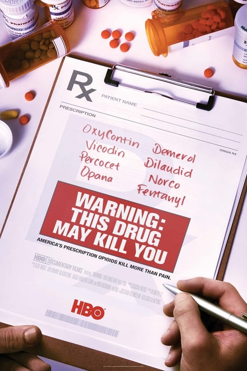 Ver pelicula Warning: This Drug May Kill You Online