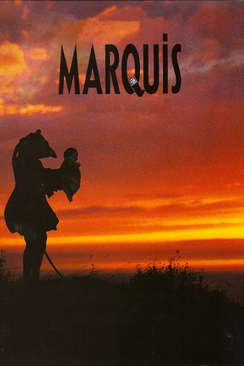 Marquis (1989) Poster