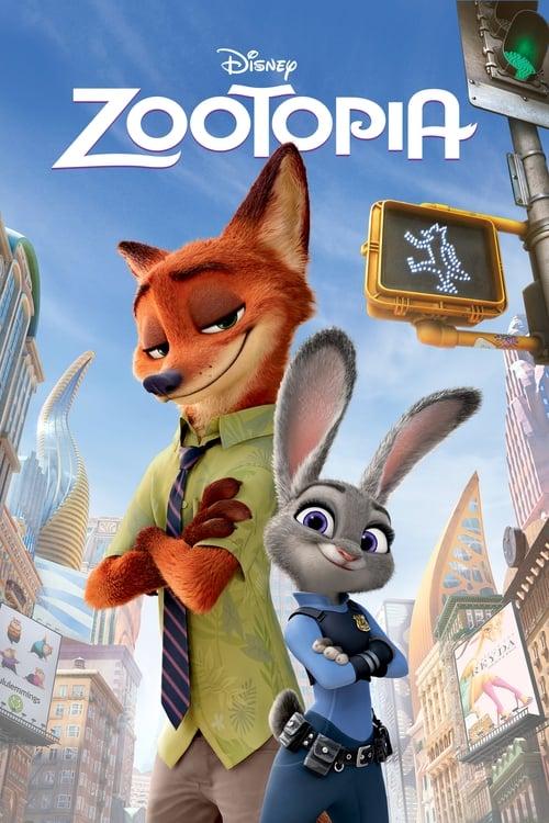 Assistir Zootopia - HD 720p Dublado Online Grátis HD