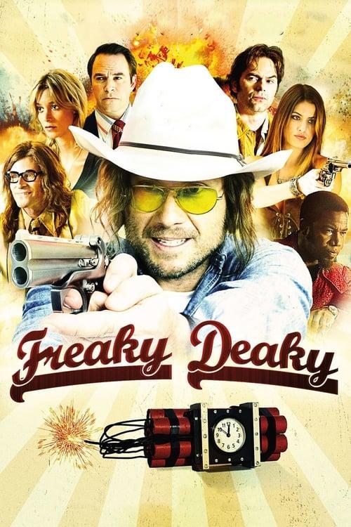 Mira La Película Freaky Deaky Gratis En Línea