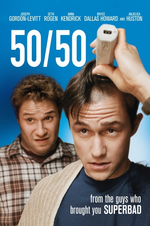 Streaming 50/50 (2011) Movie Free Online