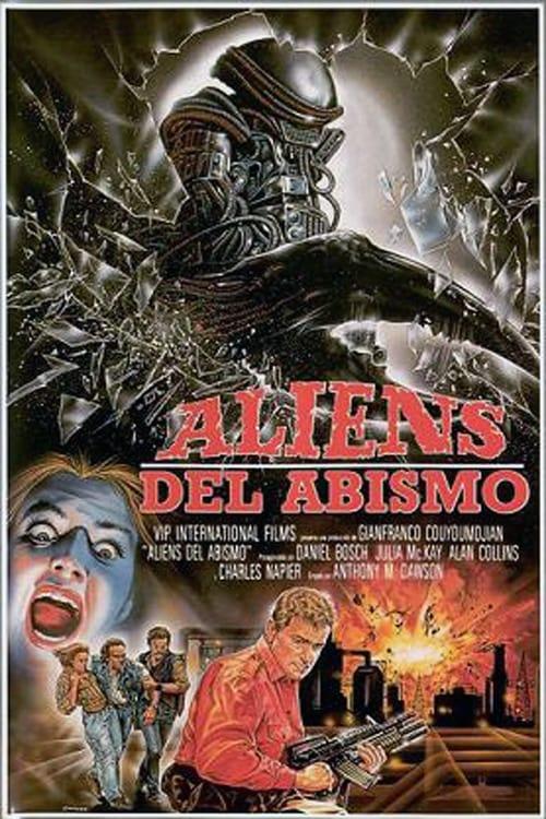 Mira La Película Aliens del abismo Gratis