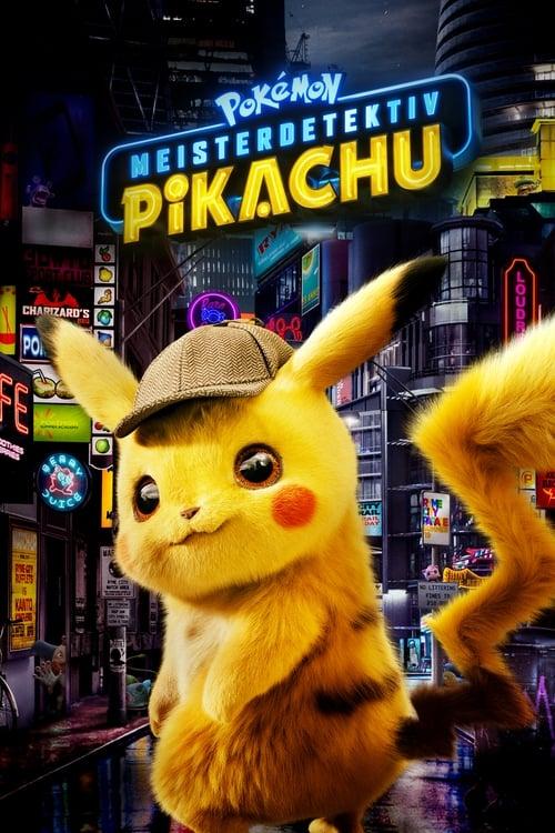 Pokémon: Meisterdetektiv Pikachu - Action / 2019 / ab 6 Jahre