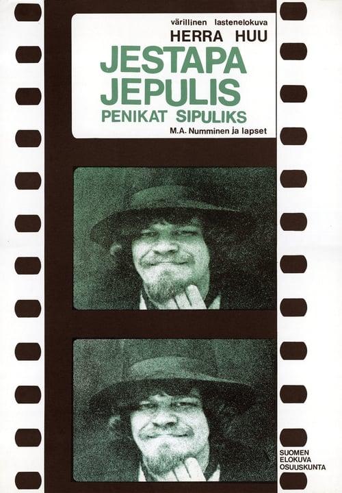 Largescale poster for Herra Huu – Jestapa jepulis – Penikat sipuliks