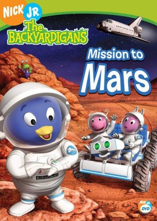 The Backyardigans - Mission to Mars MEGA