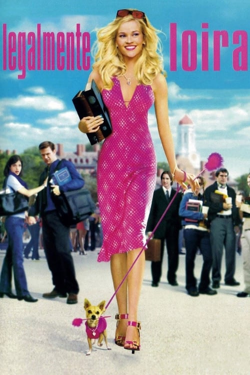 Assistir Legalmente Loira - HD 1080p Legendado Online Grátis HD