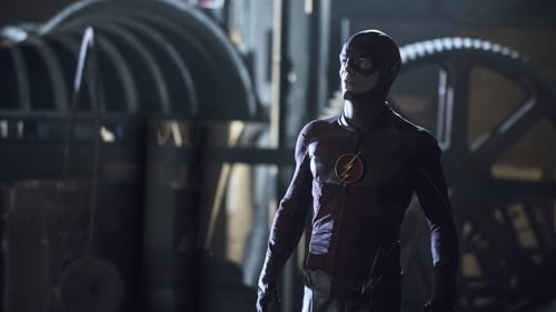 The Flash - Season 1 - Episode 6: The Flash is Born