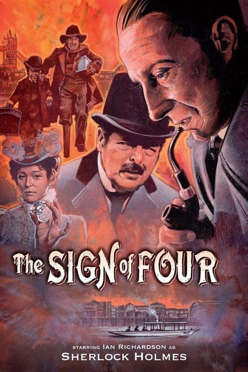 Mira La Película Sherlock Holmes: El signo de los cuatro En Español