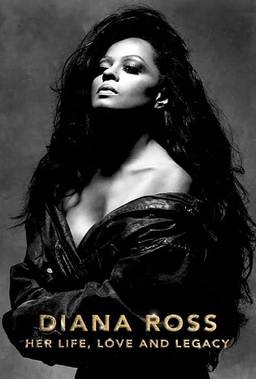 Poster for Diana Ross: Her Life, Love And Legacy