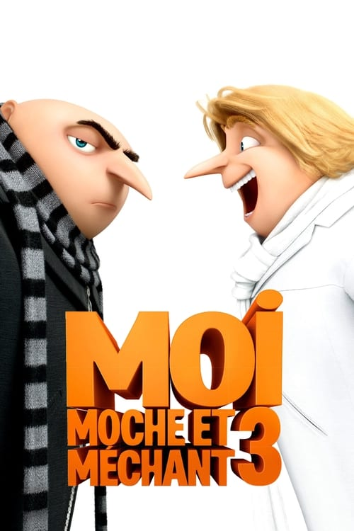 [VF] Moi, moche et méchant 3 (2017) streaming Disney+ HD