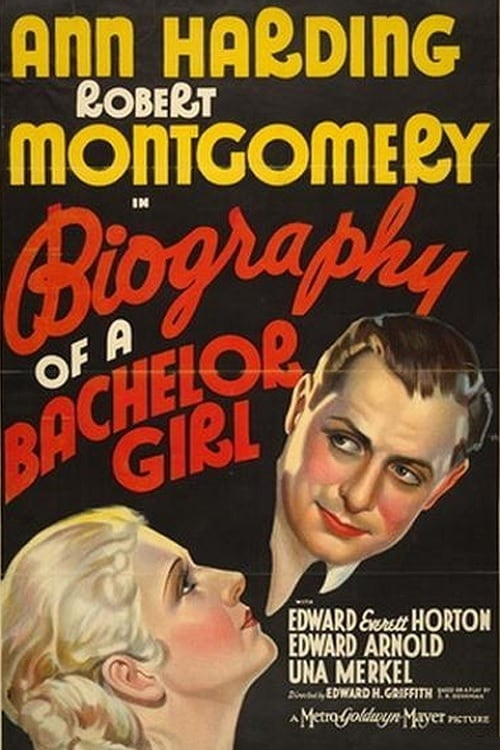 Largescale poster for Biography of a Bachelor Girl