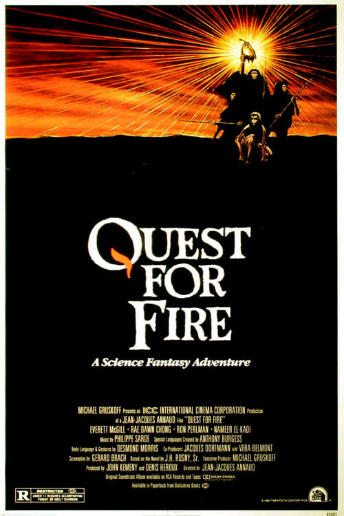 Watch Quest for Fire (1981) Movie Free Online