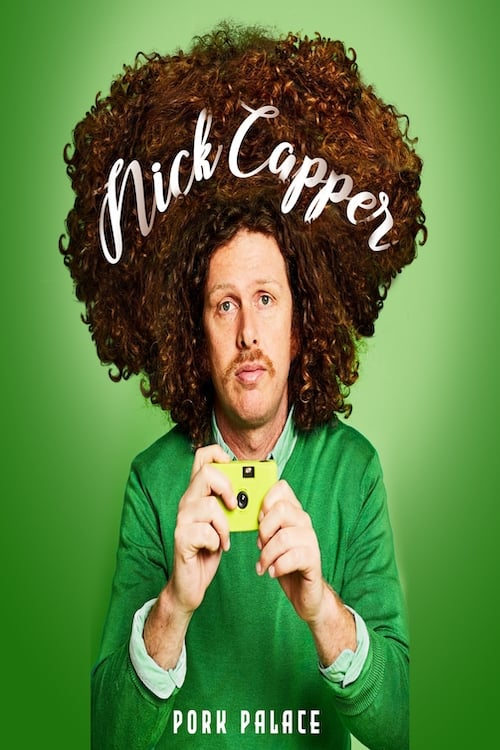Nick Capper: Pork Palace The website