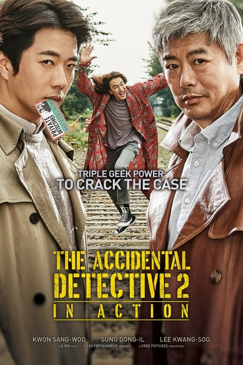 The Accidental Detective 2: In Action Full