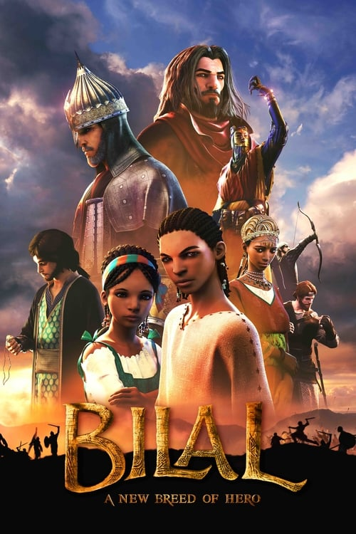 Bilal: A New Breed of Hero Peliculas gratis