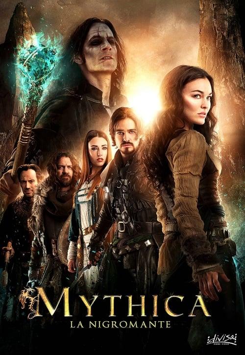 Mira La Película Mythica 3: La nigromante Doblada En Español