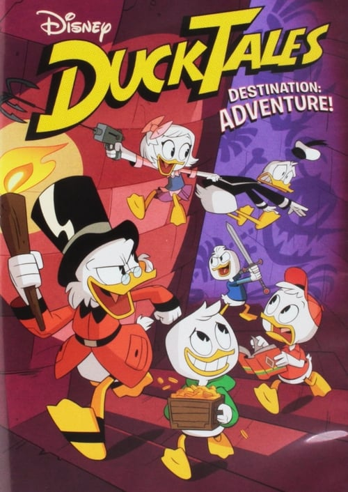 DuckTales: Destination Adventure! (2018)