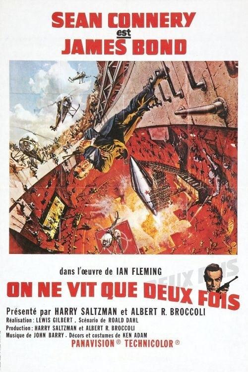 Regarder On ne vit que deux fois (1967) Streaming HD FR