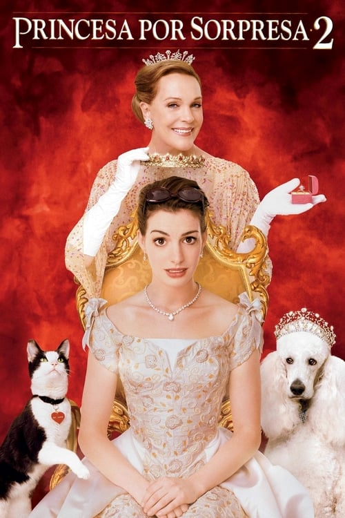 The Princess Diaries 2: Royal Engagement Peliculas gratis