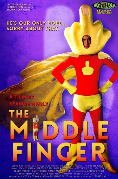 The Middle Finger poster