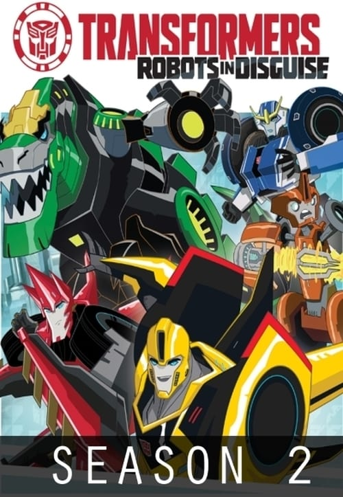 Transformers: Robots In Disguise: Season 2