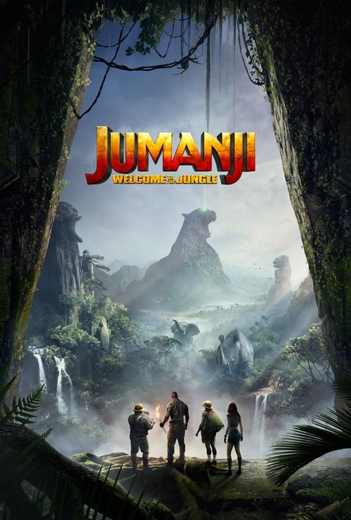 Jumanji: Welcome to the Jungle Look here