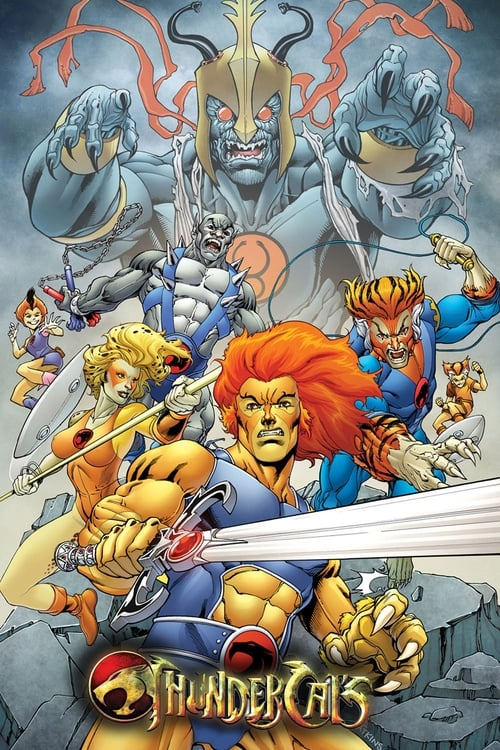 Assistir Thundercats - Ho! The Movie Online