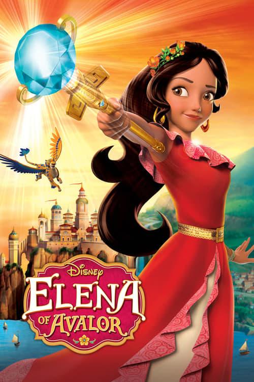 Elena d'Avalor: Saison 1