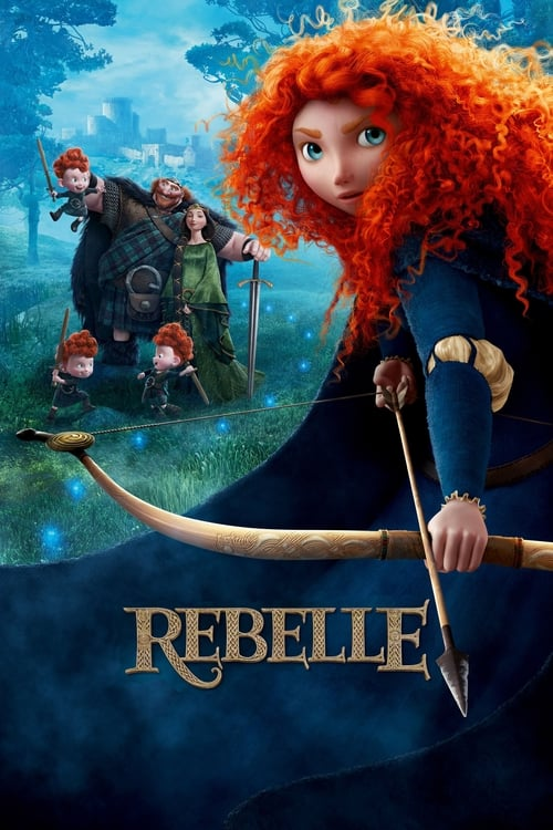[720p] Rebelle (2012) streaming Disney+ HD