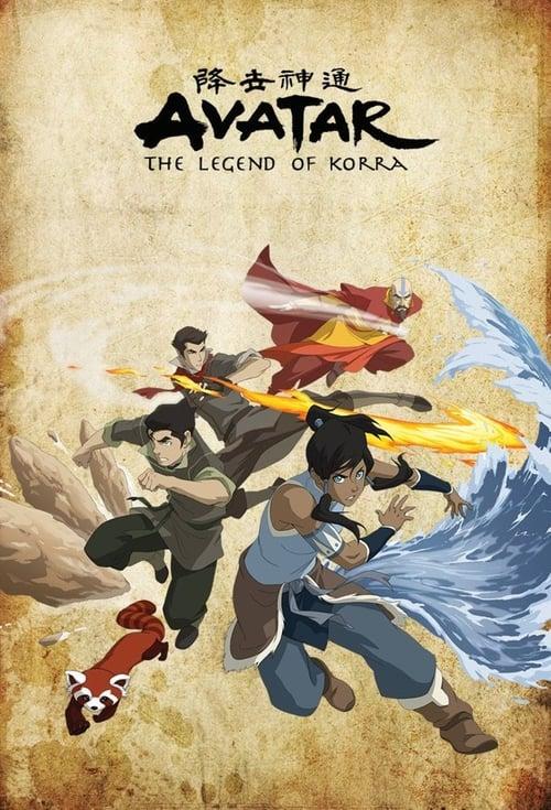The Legend of Korra-Azwaad Movie Database