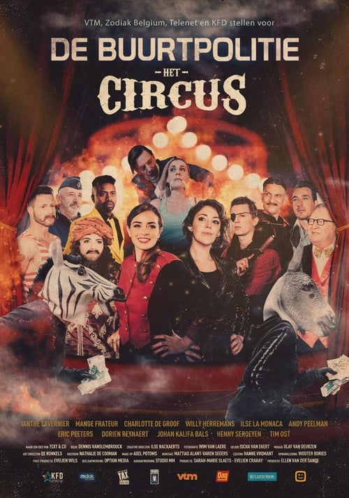 Assistir Filme De Buurtpolitie: Het Circus Com Legendas Em Português