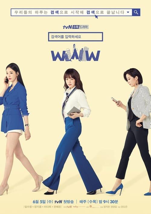 Nonton Drama Korea Search: WWW (2019)