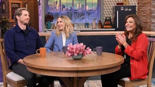 Rachael Ray - Season 13 - Episode 110: Kristen Bell and Dax Shepard