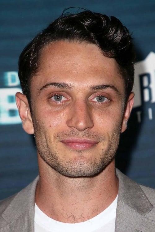 Kép: Colin Woodell színész profilképe