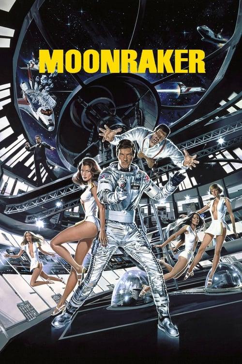 Regarder Moonraker (1979) Streaming HD FR